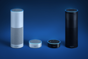 Amazon Echo Voice-Enabled Devices