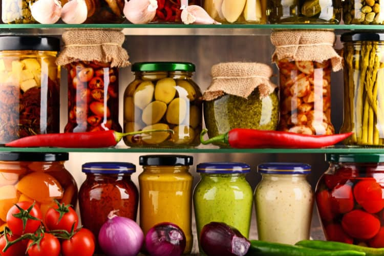 Image: Adobe Stock   Assortment of Food Products