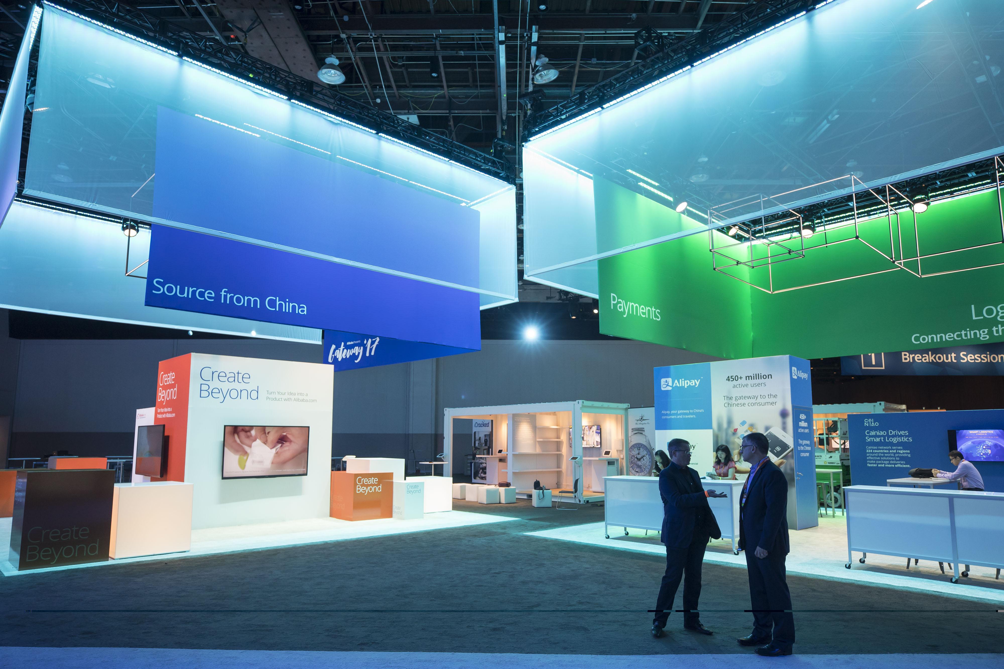 Image: Alibaba Group   Pre-Opening Gateway 17 Floor