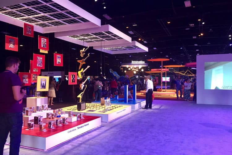 Image: eBay   Ebay Open 2017 Expo Hall