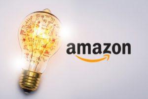 Amazon Innovation lightbulb image