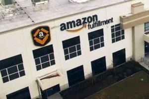 Image: Amazon | Fulfillment Warehouse
