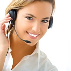 Image: Adobe Stock | Customer Service Woman