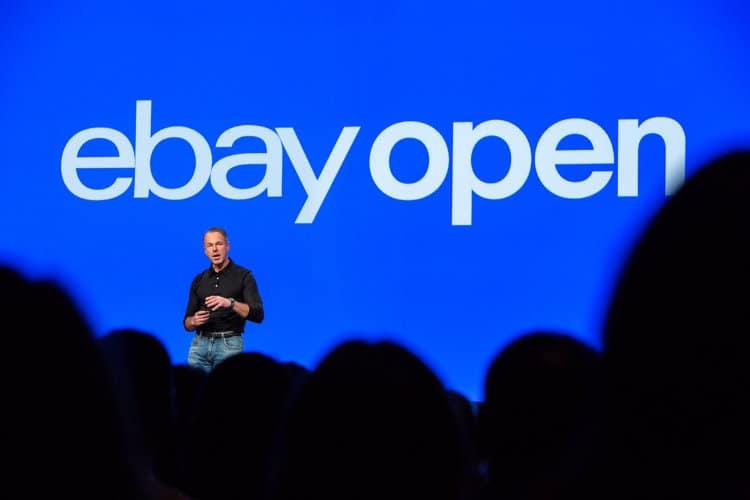 Image: eBay   Devin Wenig, President & CEO at eBay Open 2017