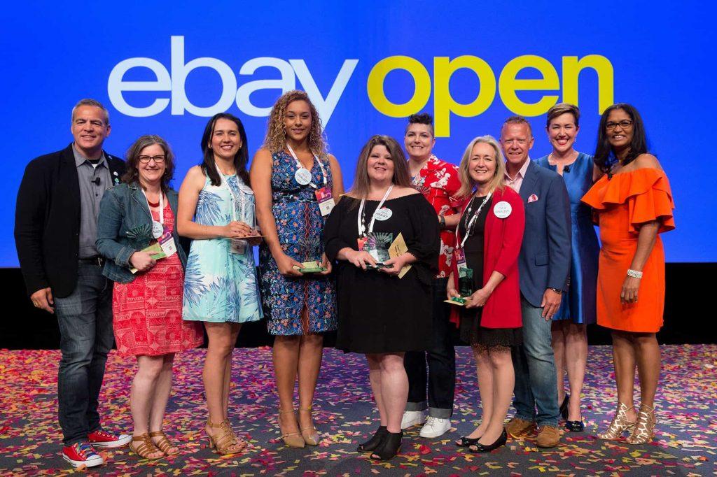 Image: eBay   Shine Awards Winners
