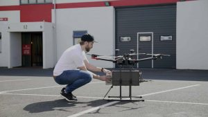 Image: Flytrex   Preparing a Drone for Flight