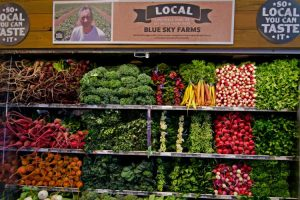 Image: Whole Foods Market | Produce Display
