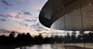 Image: Apple / Tim Cook Twitter | Steve Jobs Theater