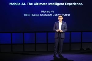 Image: IFA Berling | Chengdong (Richard) Yu, CEO, Huawei Consumer Business Group