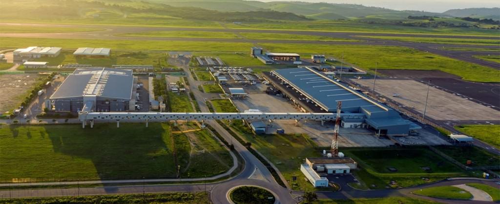 dhl africa aerotropolis dube tradeport