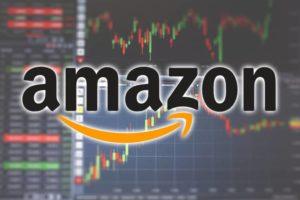 amazon logo stock market