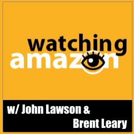 watching amazon with john lawson