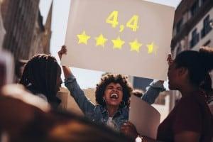 Uberall image star ratings
