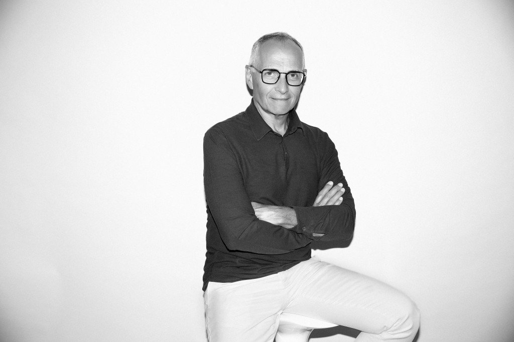 Pietro Negra, the CEO and founder of Pinko.